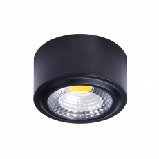 3235/9 Black LED 8W/3200K IP20