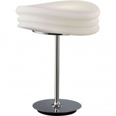 ^3626 TABLE LAMP BIG CHROME 2x20W E27 (No inc.)