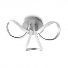 4989 CEILING SILVER/CHROME LED 36W/3000K