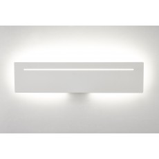 5122 LED 500*118*60mm Alu/Matt White 12W/4000K