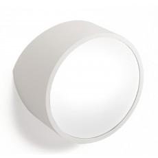 5480 WALL 2L ROUND WHITE 2xLED G9 5W (No Inc)