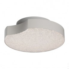 ^5767 CEILING LAMP 25cm CHROME LED 14W/3000K
