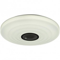 5878 CEILING LED 60W/3000-6500K SPEAKER WHITE