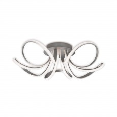 5916 CEILING LED 60W/3000K DIMMABLE CHROME/SILVER