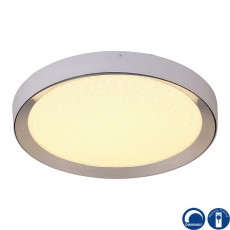 ^5923 CEILING SMALL LED 24W WHITE With Remote Cont