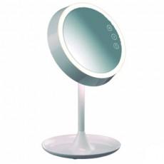 настолна лампа ^6040 TL MIRROR WHITE LED 6W/3000-4000-5000K
