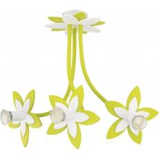 ^6898 FLOWERS  GREEN III zwis