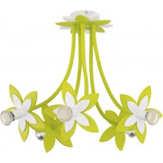 ^6901 FLOWERS GREEN V plafon