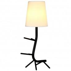 настолна лампа 7251 Sobremesa Negro 1xE27 (Not Incl.)