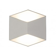аплик, външна лампа 8143 TRIANGLESS White