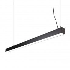 9356 OFFICE LED GRAPHITE zwis