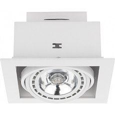 9575 DOWNLIGHT WHITE I ES 111