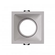 луничка / луна, спот лампа C0162 92*92*40mm 80*80 GU10 50W incl. White