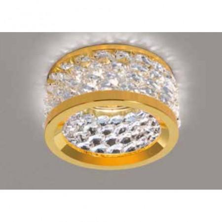 Str 10-461 gold/EBL (exkl. GU10/50W)