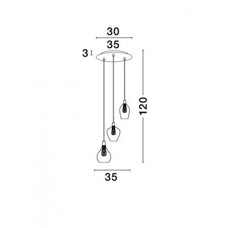 полилей 1500202803 (MD15002028-3D)