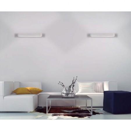 16/3189 White 8x1W/3200K LED
