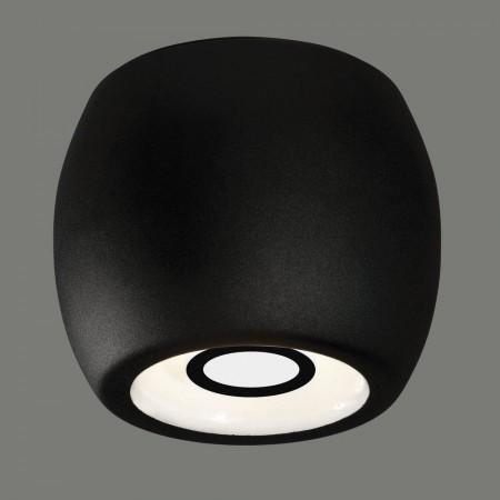 3441 LED 5W/3000K Black IP20