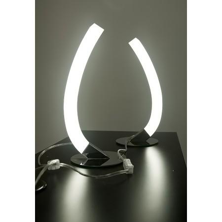 @3563 CHROME 1x5W LED - 500 LMS