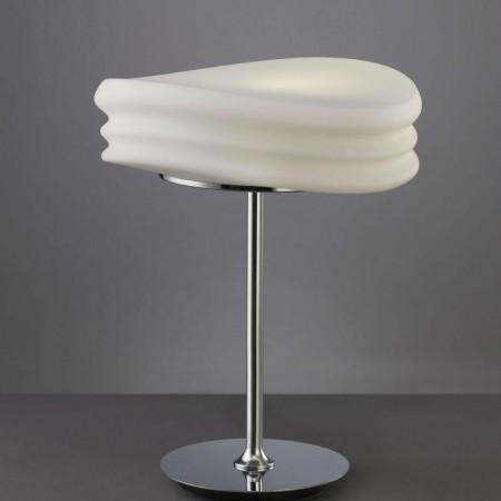 ^3626 TABLE LAMP BIG CHROME 2x20W E27 (No inc.)