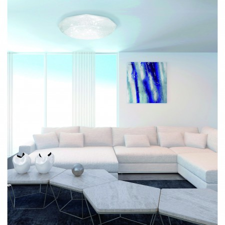 3679 LED 55W/3000-6500K CEILING 55cm Dimmable