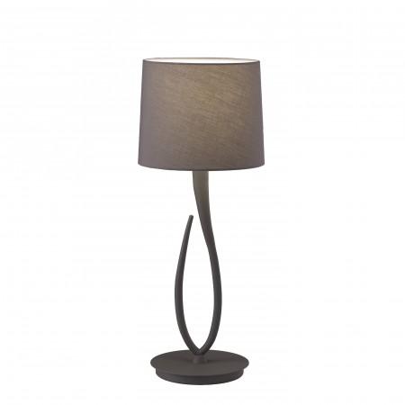 настолна лампа 3688 GREY 1x20W E27 (No inc.)