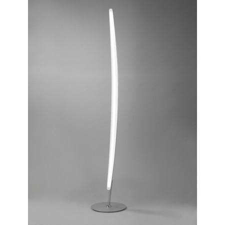4086 ALUMINIUM LED 20W/3000K Floor lamp
