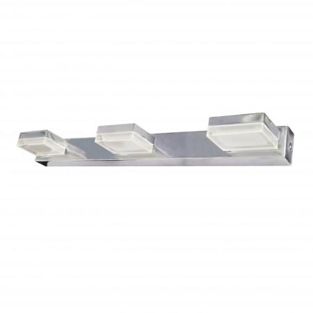 4096/3 Chrom LED 3x3W/3200K IP44 Reg