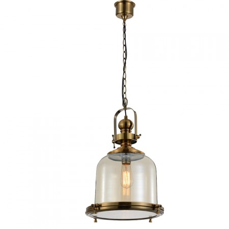 4972 Lamp 1L BIG 1xE27 60W Antique Brass