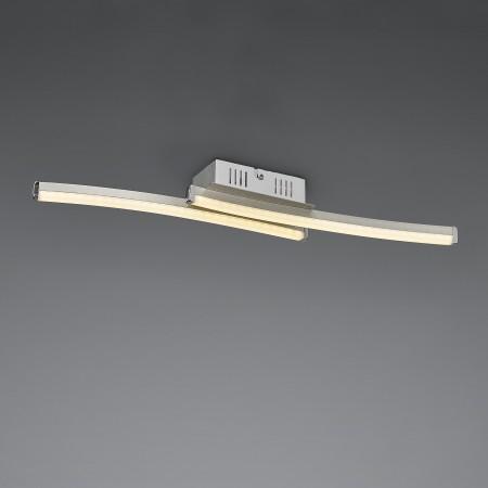 ^5102 LED 6W/3000K Satin-Nickel/Chrom Wall