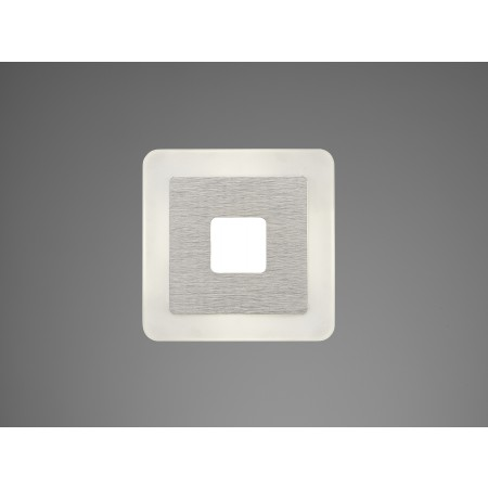 5124 LED 140*140mm Alu/Metacrilate 4W/4000K