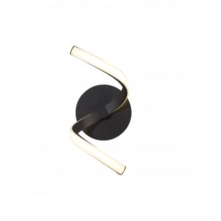 5365 NUR BROWN OXIDE WALL LAMP 10W/2800K