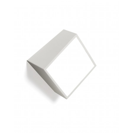 5481 WALL 2L SQUARE WHITE 2xLED G9 5W (No Inc)