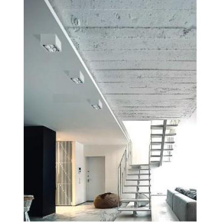 5574 CARSON white II plafon