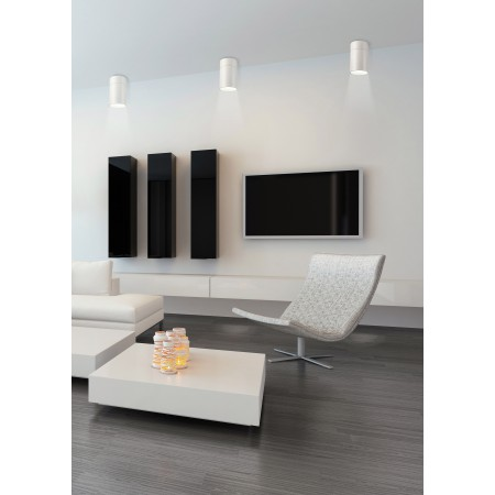 5627 CEILING WHITE 1xE27 40W (No Inc)