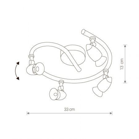 ^5731 COLVILLE WHITE IV spirala