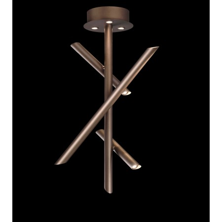 ^5771 CEILING LED 30W/3000K - DIMMABLE BRONZE