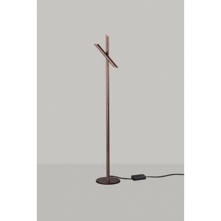 ^5776 FLOOR LAMP LED 9W/3000K BRONZE Dimmable