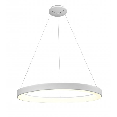 5795 LED 60W/3000K Pendant 90 sm dimmable White
