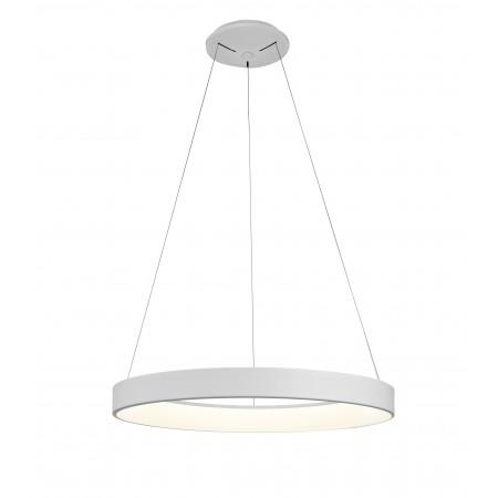 5796 LED 50W/3000K Pendant 65 cm dimmable White