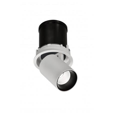 6402 WHITE LED 12W - 3000K - 1020 LMS
