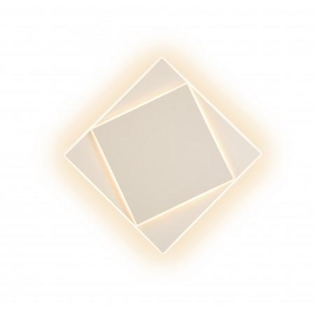 6426 LED WALL 18W/3000К WHITE