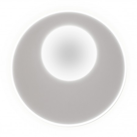 плафон, аплик 6456 40W/3000-6000K ROUND CEILING REM. CONT. WHITE