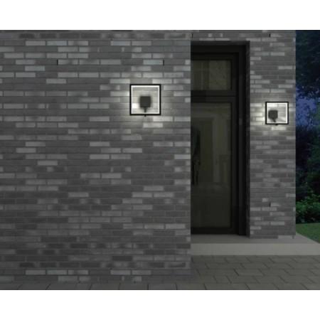 6470 LED 10W/3000K IP65 DARK GREY Outdoor
