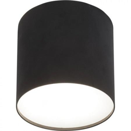 6526 POINT PLEXI LED BLACK M