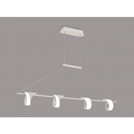 6650 PENDANT LAMP 48W/3000K SAND WHITE
