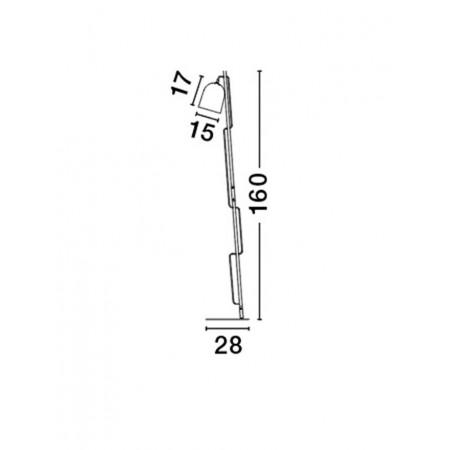 лампион / правостояща лампа 675801