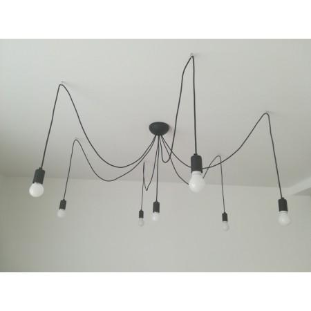 6785 SPIDER BLACK VII