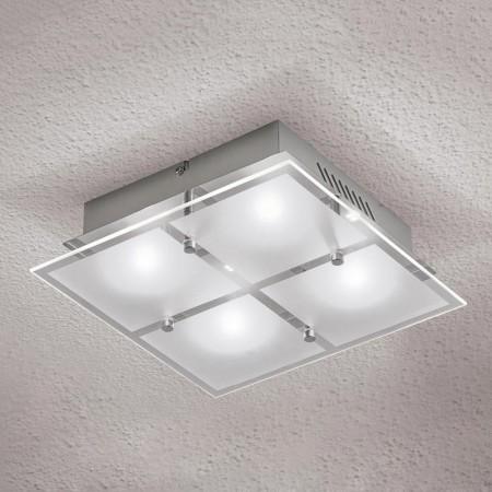 DL 7-605/4 satin (LED4x4,5W/1520lm/3000K