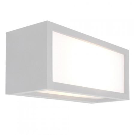аплик, външна лампа 7051 Apl E27 IP65 1xE27  (Incl.) Bianco