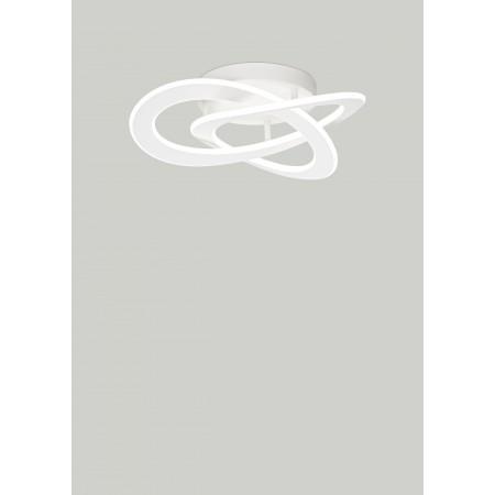 плафон 7152 LED 40W/3000K CEILING WHITE